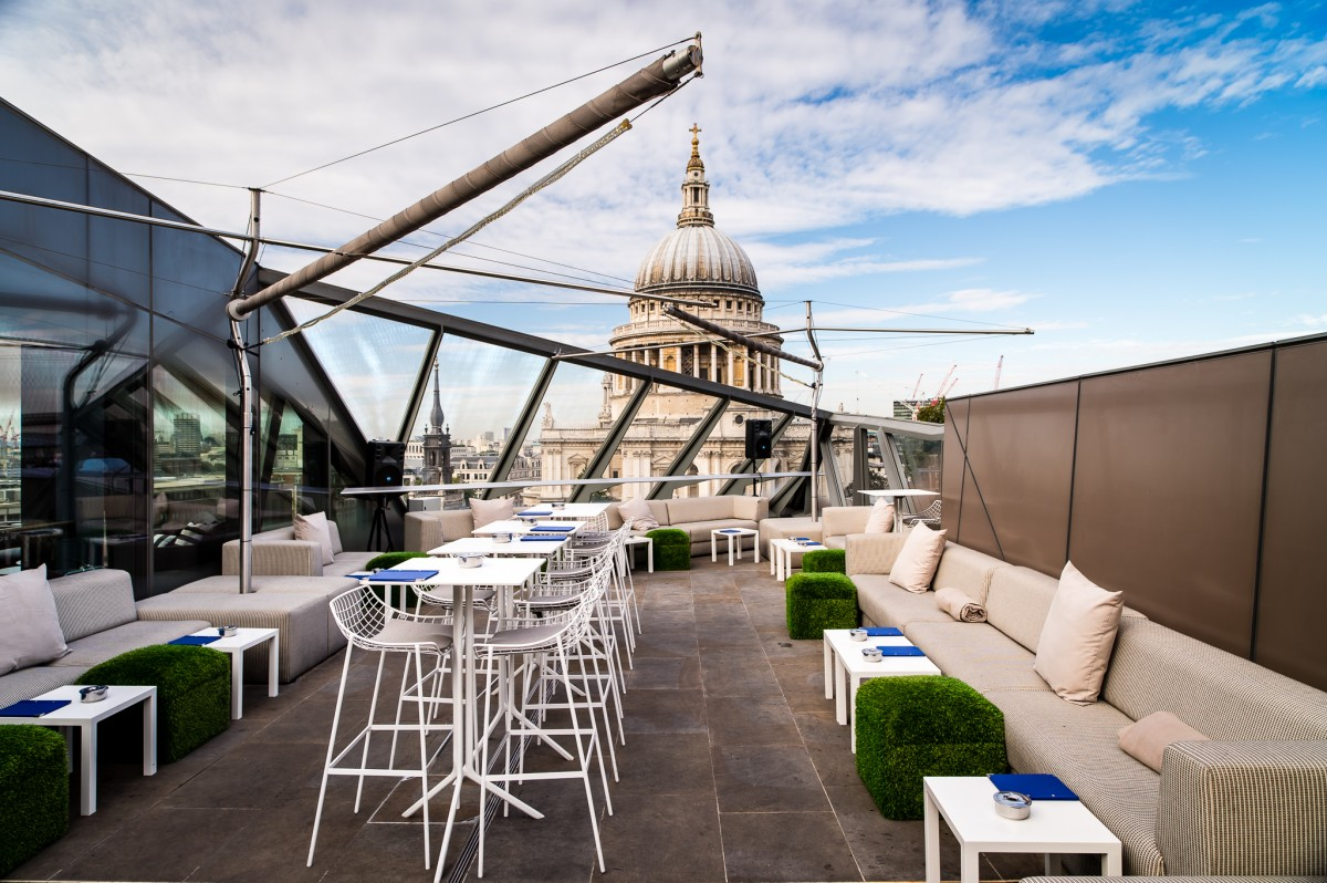Summer Parties Venues London
