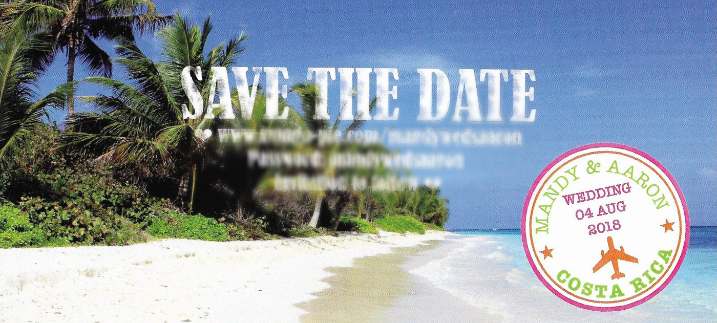 Wedding Planners : Save The Date