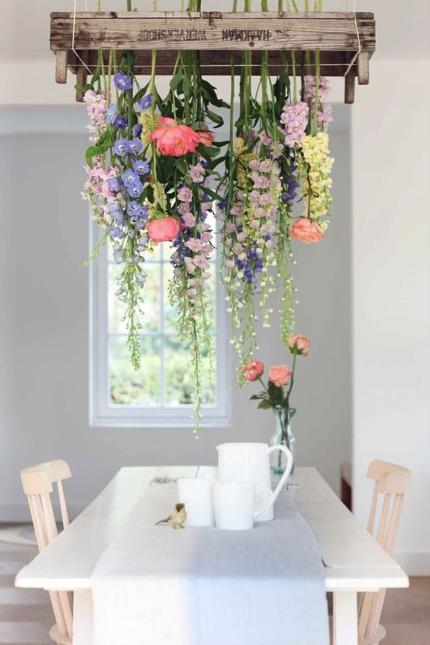 Event Design: Easter florals