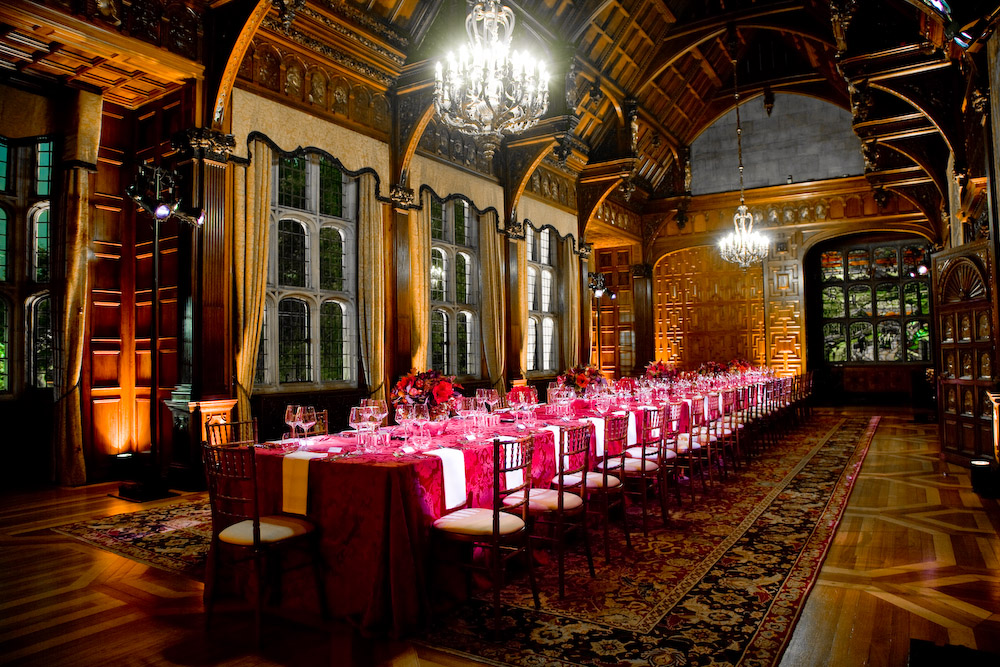 Christmas Party Venues: Two Temple Place
